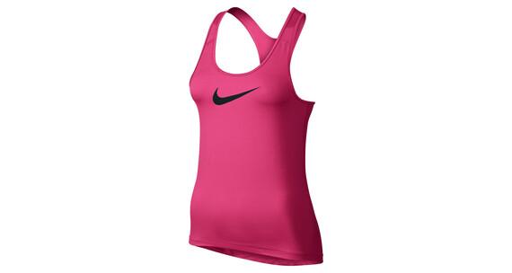 Nike Pro Cool - T-shirt course à pied Femme - rose